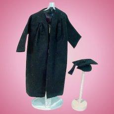 Vintage Mattel Ken Outfit, Graduation, 1963