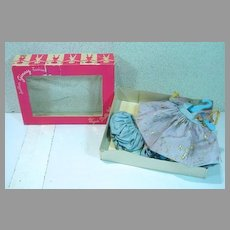 Vintage 1950's Vogue Ginny Outfit, Mint in Box