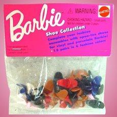 Mattel Vintage Barbie Shoe Pack, NRFB, 1993