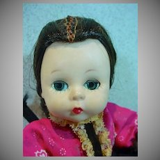 "Madame Alexander 8"" Marme, Little Woman Doll, 1959"