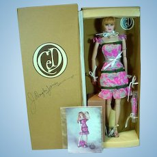 CED Doll, Claire, Provence, First in the Series, Ltd#8 Doug James,Laura Meisner, MIB