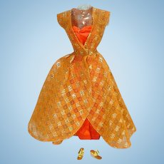 Mattel Vintage Barbie Outfit, Dinner At Eight, 1963