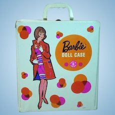 Vintage Mattel American Girl Barbie Case, 1960's