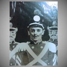 "Original Baryshnikov ""Tin Soldier"" Photograph by Steven Caras, 1979"