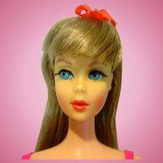 VIntage Mattel TNT Barbie in Underliners, 1967-68