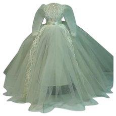 Vintage Madame Alexander Elise Wedding Gown. 1968