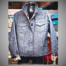 Ladies Jean-Paul Gautlier, JPG Jeans Denim Jacket