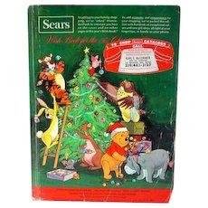Vintage Sears Christmas Wish Book, 1972!!