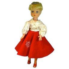 Horsman Couturier Fashion Doll, 1958