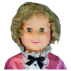 """Little Colonel Shirley Temple 36"""" Doll, Lt. Edition, 1984"""