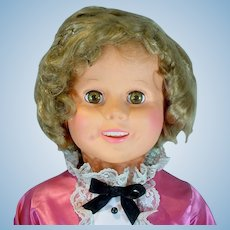 "Little Colonel Shirley Temple 36"" Doll, Lt. Edition, 1984"