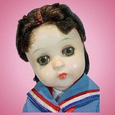 "Madame Alexander 11"" Brigitta Sound Of Music Doll, Lissy, 1965"