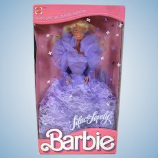 NRFB Mattel Lilac & Lovely Barbie Doll, 1987 Sears Special, Ltd. Ed.