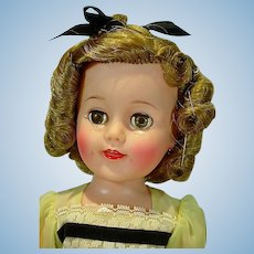 Ideal 15 Inch Shirley Temple Doll, 1959