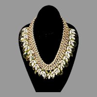 Mawi Statement Necklace, England