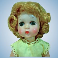 Adorable Madame Alexander Lissy Doll, 1950's