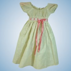 Tagged Madame Alexander Elise Cotton Nightgown, 1950's