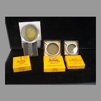 Vintage Kodak Pola-Screen  Lenses andViewer