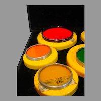 Grouping of Vintage Kodak, Hoya and Enterco Light Filters