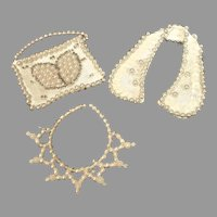 VIntage Madame Alexander Elise/Lissy Size Accessories, 1950's