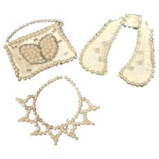 VIntage Madame Alexander Elise/Lissy Size Accessories, 1950's