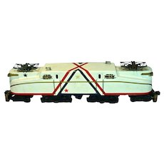 "Pantograph Locomotive Engine ""G"" Scale 1940's"