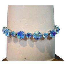 Classic Weiss Rhinestone Bracelet, 1960's