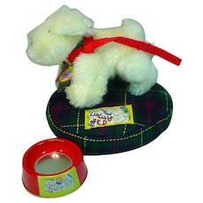 Muffy Van Der Bear's Dog, LuLu w/Accessories, 1993