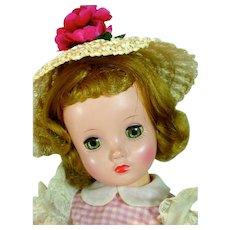 Madame Alexander Elise Doll, All Original, 1957!