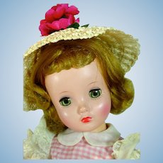 Madame Alexander Elise Doll, All Original, 1957!