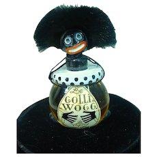 Le Golli Wogg  Figural Vigny Perfume, Sealed, France, 1930's