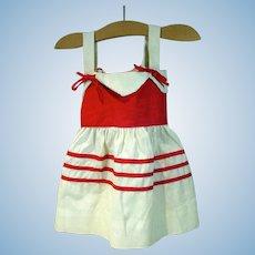 Vintage 1950's Doll Sun Dress