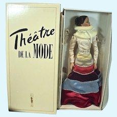 MIB Robert Tonner Fantasia Doll, Theatre De La Mode