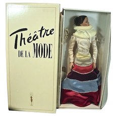 MIB Robert Tonner Fantasia Doll, Theatre De La Mode
