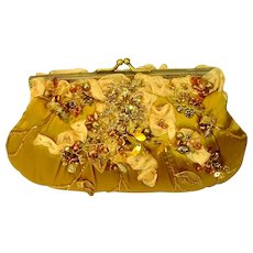Mary Frances Clutch/Shoulder Purse the Ultimate 'Fashion Candy'