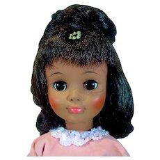 Madame Alexander 17 Inch Leslie Doll in Formal, 1965