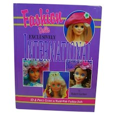 OOP Fashion Dolls Exclusively International, Robert Gardner,  Barbie etc. 1997