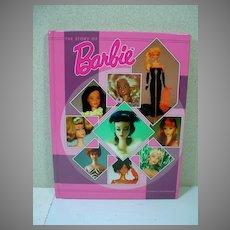 OOP Book ,The Story Of Barbie, Westenhouser, 1994