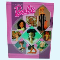 OOP Book ,The Story Of Barbie, Westenhouser, 1994