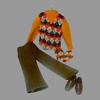 Vintage Ken Best Buy Fashion, 1974, Mattel