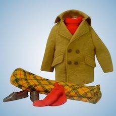 Vintage Mattel Ken Outfit, Play It Cool, 1970