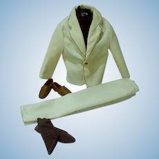 Vintage Mattel Ken Outfit, Cooly Clad for Business Days, 1975