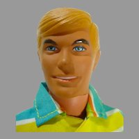 Vintage Mattel Malibu Ken in 1978 Best Buy Fashion