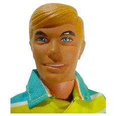 Vintage Mattel Malibu Ken in 1978 Best Buy Fashion