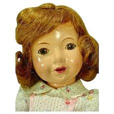 Effanbee  Compo American Children Dewees Cochran Barbara Joan, 1930's