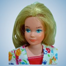Vintage Mattel Growing Up Skipper in Growing Up Fashion, 1975