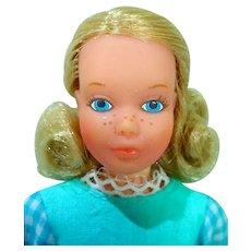 Adorable Quick Curl Skipper, 1973, Mattel