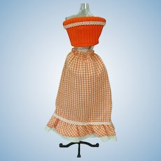 Vintage Mattel Best Buy Barbie Outfit #9153, 1976