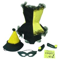 Vintage Mattel Skipper Masquerade Outfit, 1964