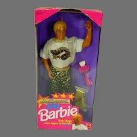 NRFB Mattel Hollywood Hair Ken, 1992!